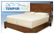 Picture of Tempur-pedic bed